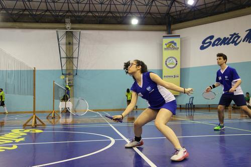 Santa Mônica recebe Brasileiro de Badminton