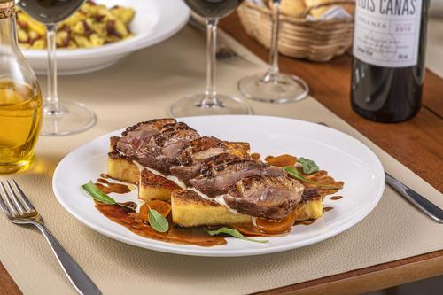 Prato preferido na França, será servido no La Cecília Cantina & Café durante o mês de setembro