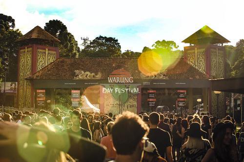 """6 motivos que tornam o Warung Day Festival o """"Melhor dia do ano"""""""