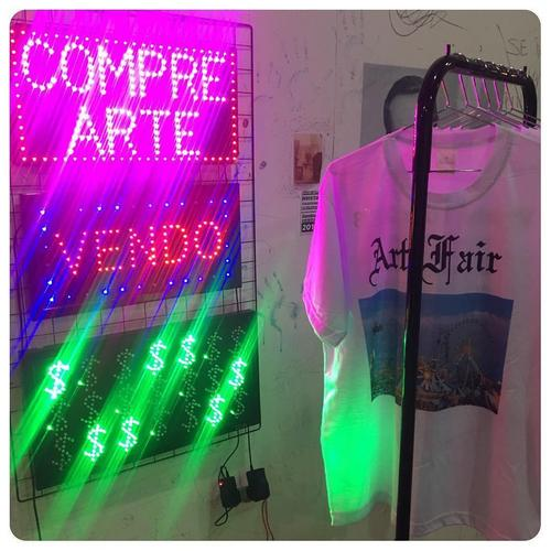 """SOMA Galeria inaugura a exposição """"Vende-se Arte"""", de Renato Ranquine, em 17/12"""