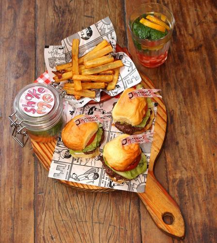 Jamie's Italian tem menu kids gratuito no mês das férias em Curitiba