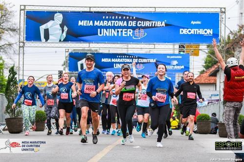 Uninter promove 23 corridas de rua em 2019