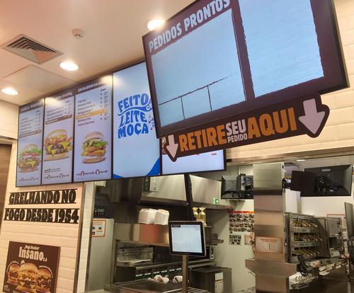 Burger King inaugura sua primeira loja em Umuarama