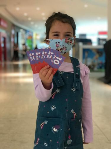 Shopping promove ação de relacionamento no Dia das Crianças