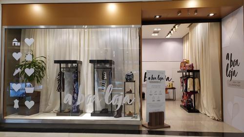 Shopping de Curitiba inaugura A Boa Loja, um espaço para doações