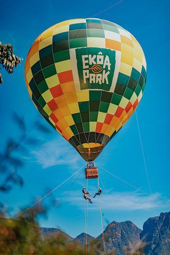Ekôa Park reabre para turismo com novas atrações e medidas de segurança contra a Covid-19