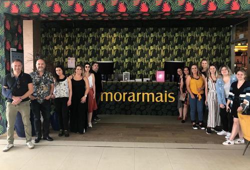 Profissionais paranaenses visitaram a Morar Mais Rio de Janeiro