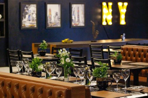 Com soft opening The Broadway Restaurante inaugura em Itapema