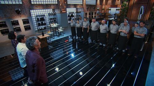 No segundo episódio de TOP CHEF, o clima ficou tenso durante o Desafio da Eliminação.
