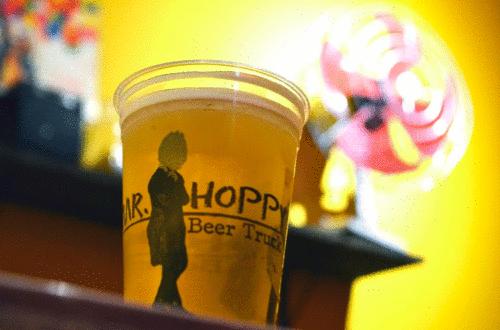 Hoppytober Fest! Festa alemã tem chope pelo preço que cliente quiser no Mr. Hoppy Ecoville