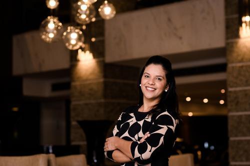 Grand Hotel Rayon apresenta nova gerente geral
