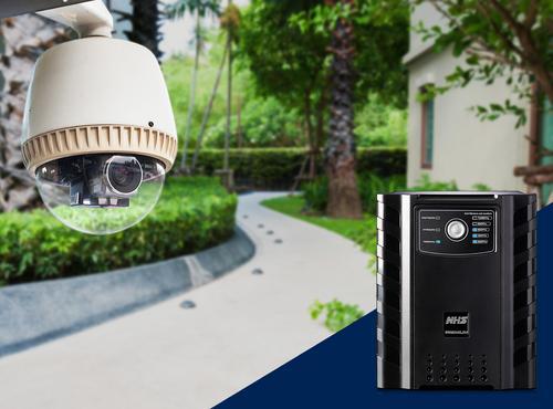 Viaje Tranquilo! Garantir o funcionamento das câmeras de segurança é fundamental durante o período de festas