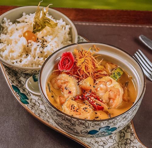 Jantar Dia dos Namorados no Thai Garden Asian na Praia Brava