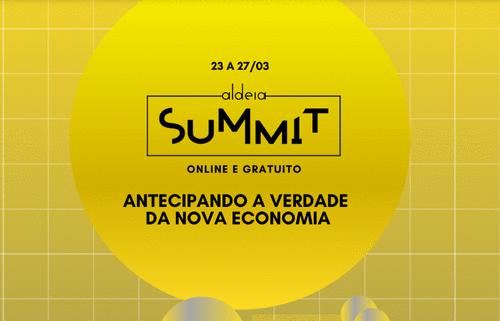 Summit durante o confinamento discute a nova economia