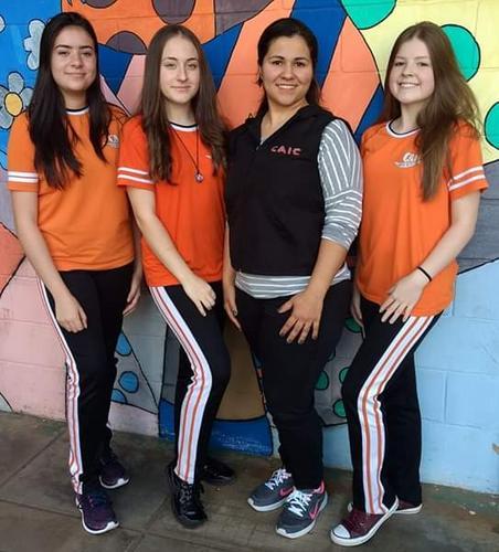 Estudantes de Campos Novos são finalistas da 27º Jornada de Foguetes