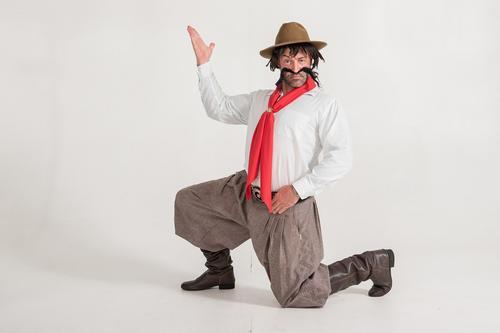 Stand Up Bagual do Gaudêncio anima as quintas-feiras de março no Teatro EBANX Regina Vogue