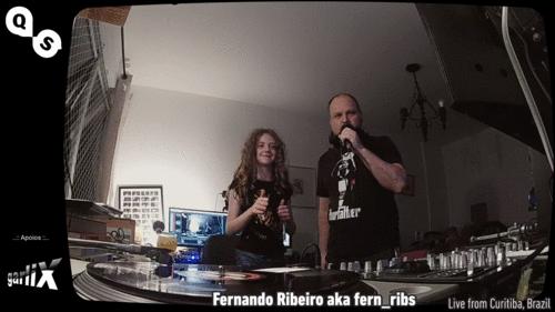 DJ Fernando Ribeiro completa um ano de Quarentena Sessions