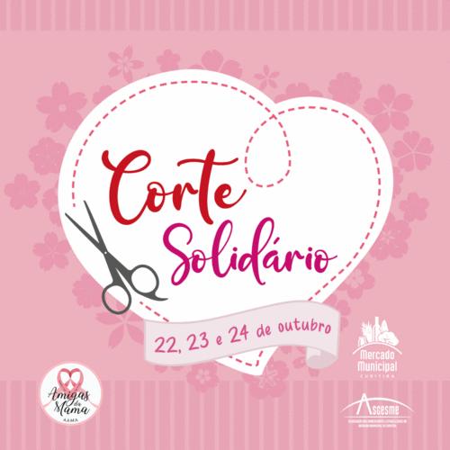Outubro Rosa: Mercado Municipal de Curitiba promove campanha de doação de cabelos