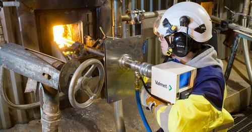 Webinar promovido pela Valmet apresenta tecnologias e avanços em imagens do leito de smelt em fornalha