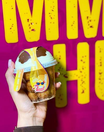 Picolé de coxinha: marca curitibana lança edição especial em comemoração a nova loja
