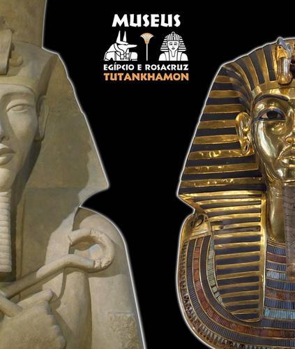 Museu Egípcio e Rosacruz muda horário de atendimento aos domingos