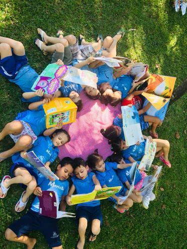 Cinco dicas para incentivar a leitura na primeira infância