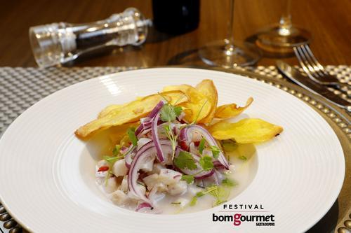Restaurante Garbo participa do Festival Bom Gourmet