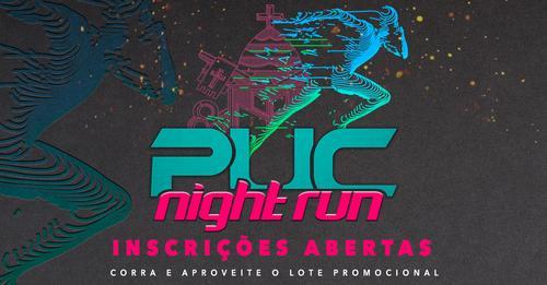 Inscrições para o PUC Night Run estão abertas