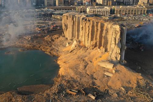 A explosão no porto de Beirute e a importância das características químicas no armazenamento