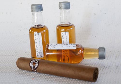 1ª edição do Bulldog em Casa – Volta ao Mundo ensina a harmonizar Bourbon com charutos