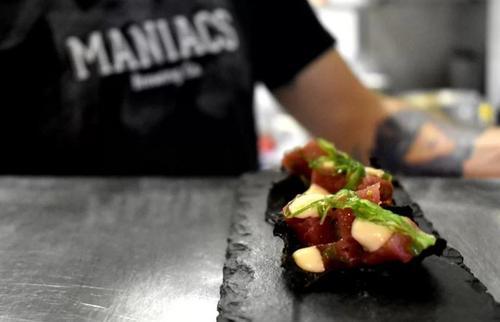Maniacs Brewing lança parceria com chef Lênin Palhano