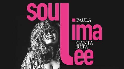 """Paula Lima chega a Curitiba com """"Soul Lee"""", projeto em que interpreta canções de Rita Lee"""