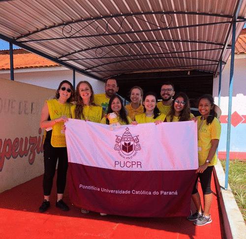 Estudantes da PUCPR integram projeto do Ministério da Defesa
