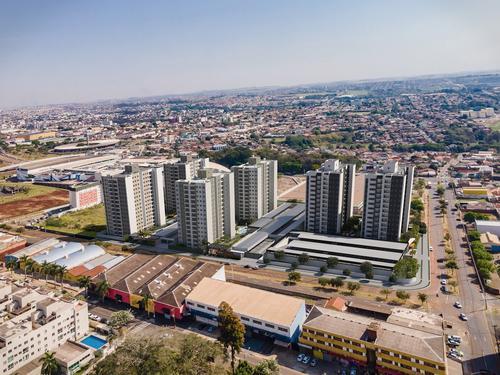 Torres integram revitalização do Marco Zero de Londrina