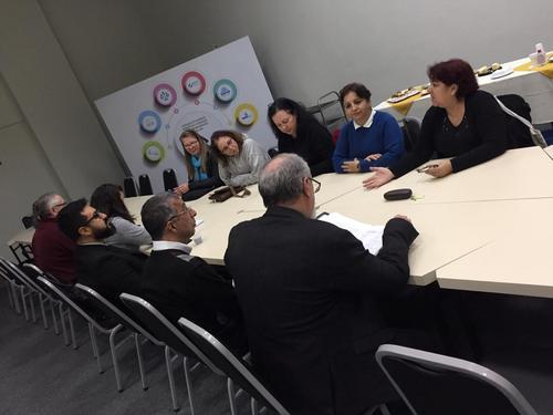 Conselho de Síndicos se reúne em Curitiba