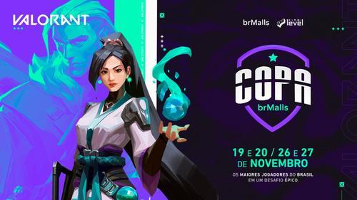 brMalls investe no eSports e lança circuito inédito em parceria com o Final Level