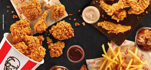 KFC, maior rede de frango frito do mundo, chega em breve a Londrina