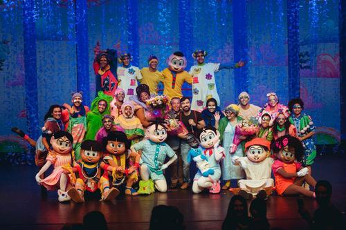 Circo Turma da Mônica apresentará sessão extra do espetáculo Brasilis, em Curitiba