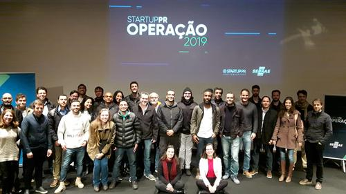Avalion no Startup PR - Operação 2019 do Sebrae/PR