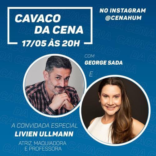 Maquiadora Livien Ullmann fala sobre sua carreira no Cavaco da Cena