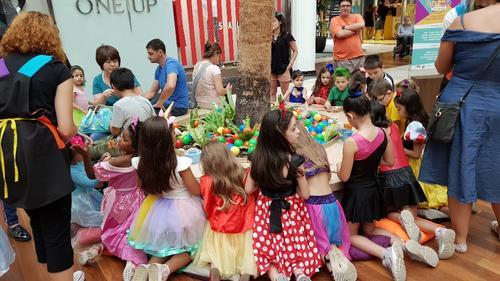 3º Gritinho de Carnaval do Shopping Crystal terá prêmios para toda a criançada