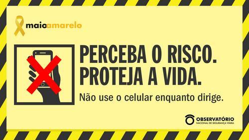 Mensagens do Maio Amarelo precisam chegar aos milhares de motoristas que trabalham nas estradas do país