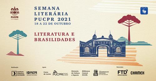 Grandes nomes da literatura participam da Semana Literária 2021 da PUCPR