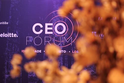 CEO Fórum abordará inovação e liderança em Curitiba e 11 cidades