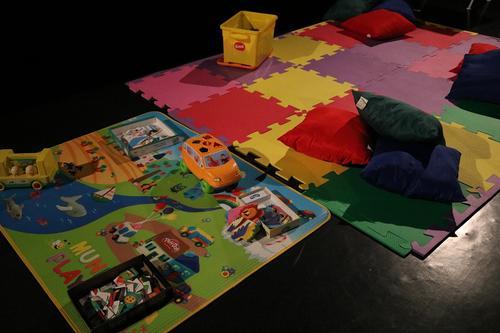 Shopping realiza sessão de cinema especial para crianças