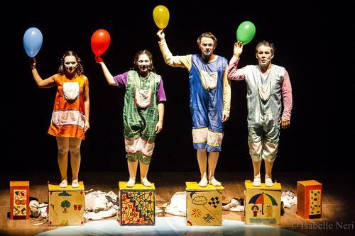 Cia. Do Abração apresenta Mostra Teatral em Marialva
