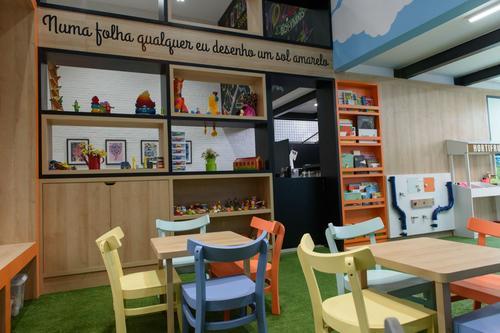Fafá Conta, oficina de slime e caça aos ovos na Páscoa Divertida da Rialto Villa Gastronômica