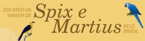Exposição itinerante dos 200 anos da viagem de Spix e Martius chega a Curitiba