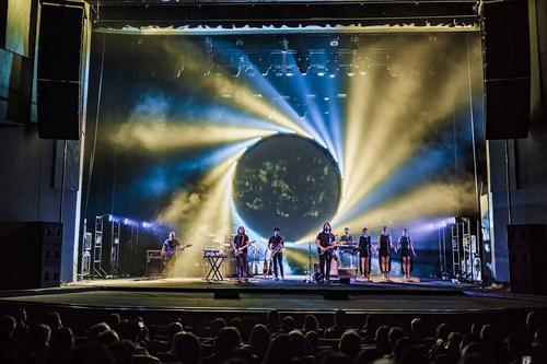 Teatro Positivo recebe em maio a turnê 'Animals Tour 2019' da Atom Pink Floyd Tribute