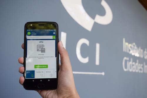 Aplicativo inova na comunicação entre cidadãos e prefeitura